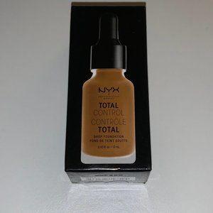 NYX Total Control drop foundation 15.5